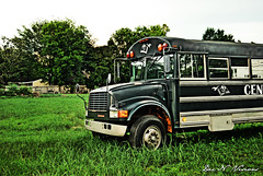 Ragedy Old Bus