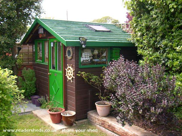 Shedlast Quirky Garden Sheds