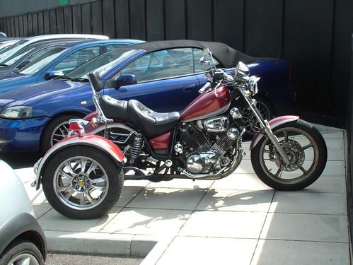 Virago 1100 Trike