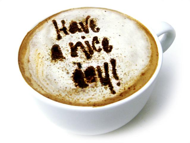 how to make nice coffee