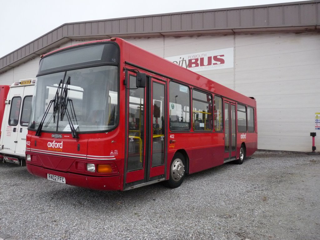 Plymouth Citybus R402FFC