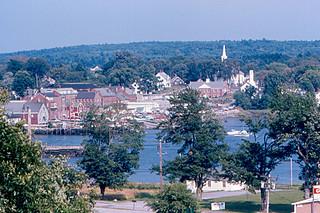 Damariscotta and Harbor