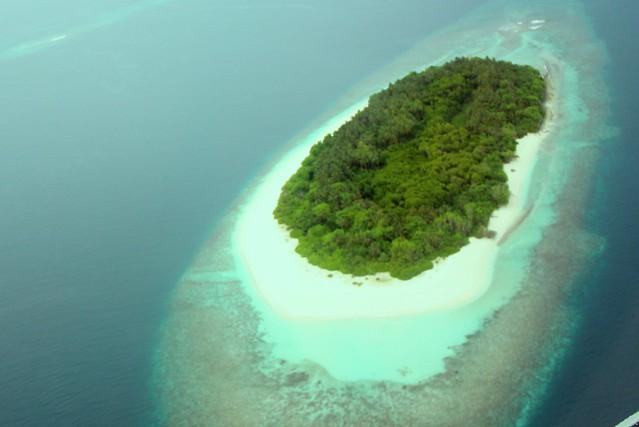 Tiny Islands of Maldives