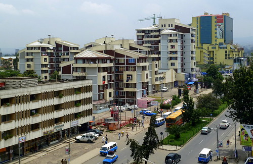 B&B 3 en Bole Road (Addis Abeba)