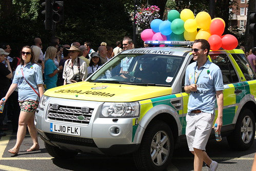 LONDON GAY PRIDE 2010