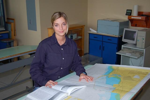 Navigation - programme
