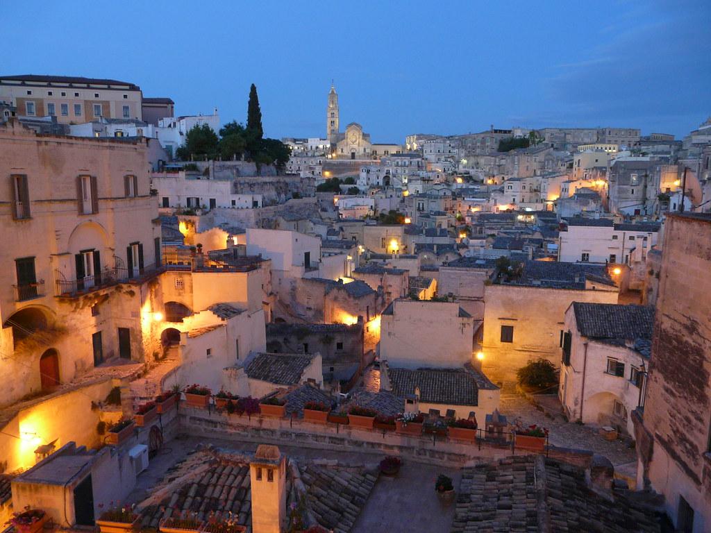 Matera, Basilicata, Italy 1 - a photo on Flickriver