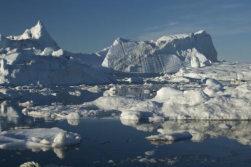 Ilulissat Icefjord ~ Greenland