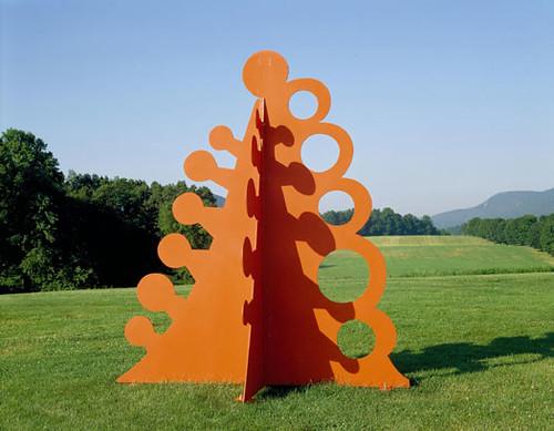 Alexander Calder-  Gui, 1976