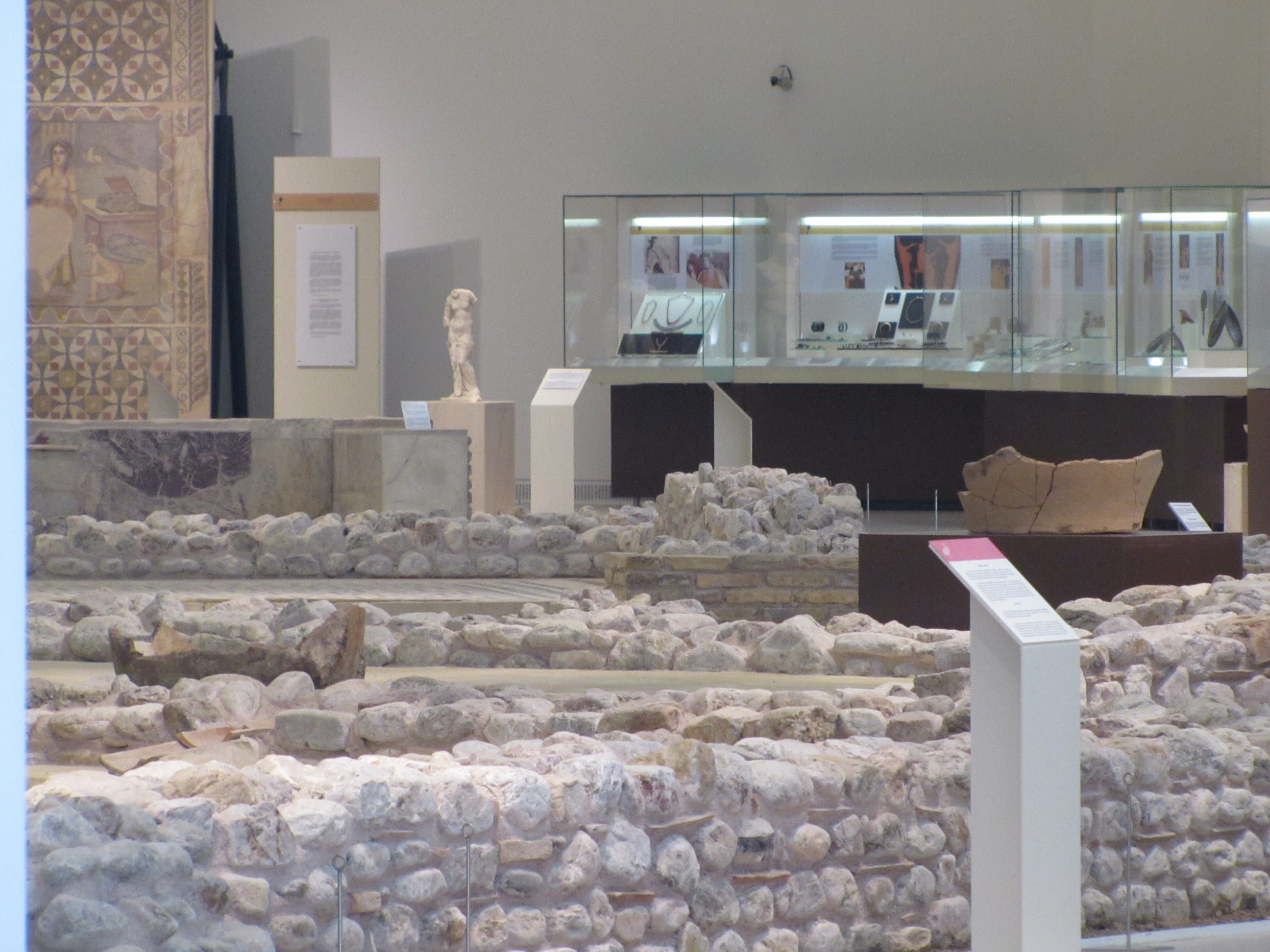 I Love Hellas: The Archaeological Museum of Patras