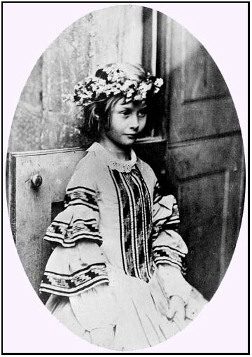 Alice Pleasance Liddell -- The Real Alice