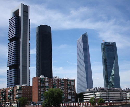 Cuatro Torres Business Area (CTBA)