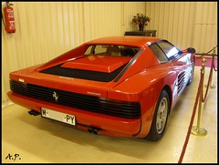 race car, automobile, ferrari 512, vehicle, automotive design, ferrari testarossa, ferrari s.p.a., land vehicle, luxury vehicle, supercar, sports car,