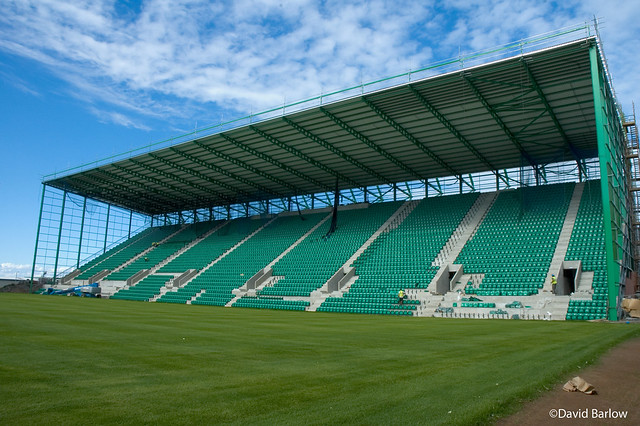 East Stand Construction 115