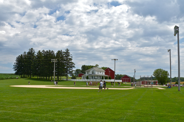 Field of Dreams Movie Site in Dyersville, Iowa