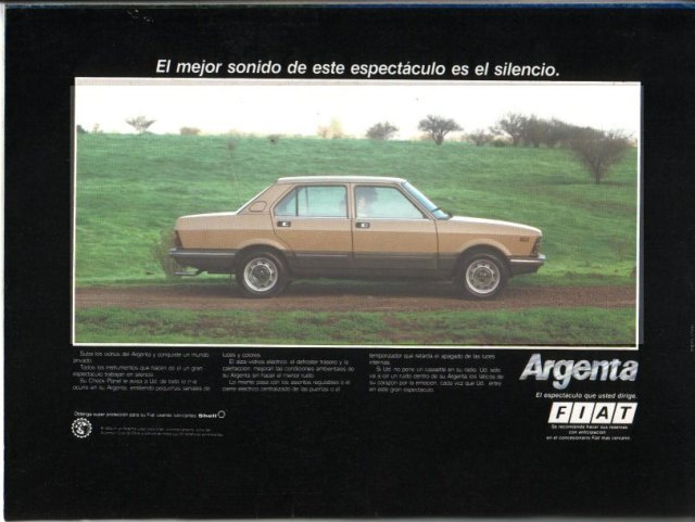 "Foto ""Fiat Argenta (1983)"" by rodcarmona - flickr"