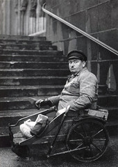 The Handicapped, by August Sander 1929