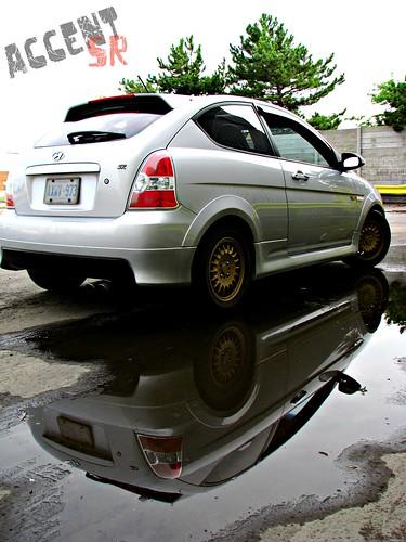 accent car photo
