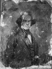 Nathaniel Hawthorne, by Whipple & Black 1850-55