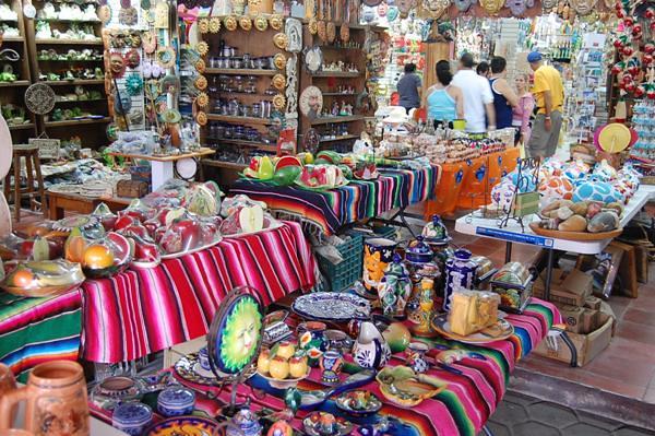 Mercado 28 En Cancun