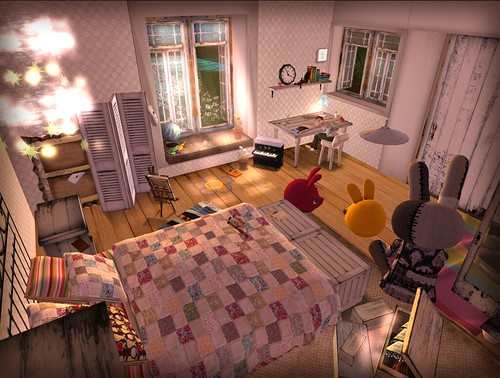 SL Collection 2010 Official CM Set / *Y's HOUSE* Child's Room - 無料写真検索fotoq