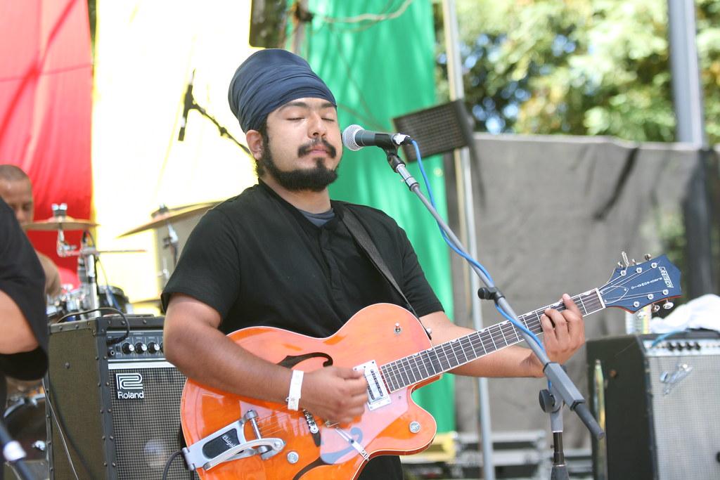 guitare reggae,