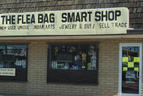 the flea bag smart shop