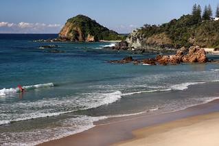Flynn's Beach Port Macquarie