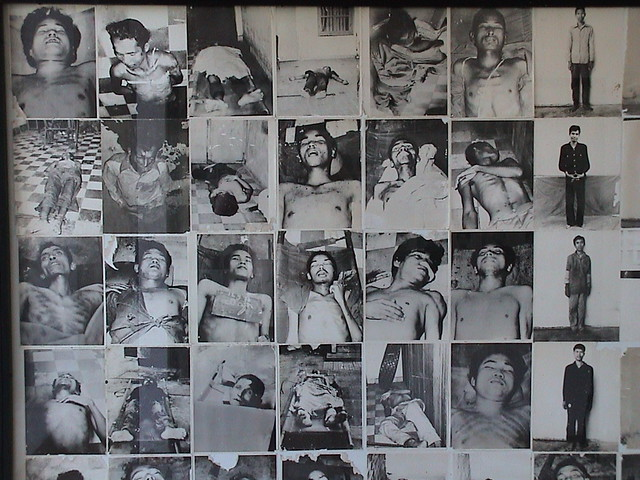 Victims of Tuol Sleng, S-21
