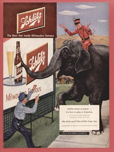 Schlitz-1951-circus