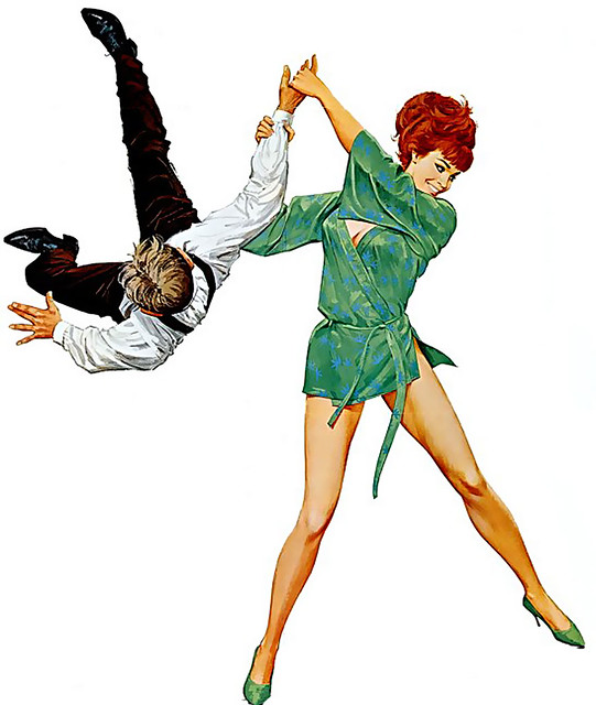 Robert McGinnis, art of ...