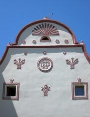Rural baroque house