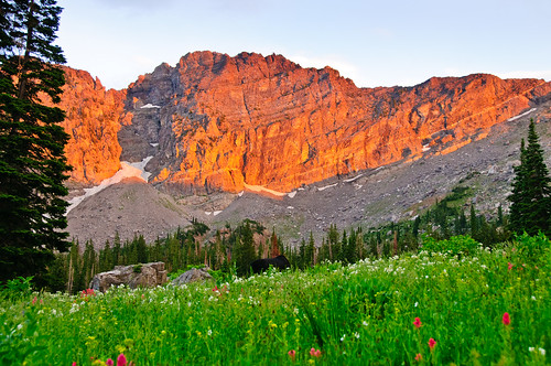 Devil's Castle - Albion Basin