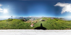 Pointe de Corbier - Panorama