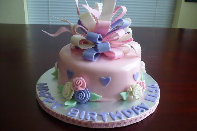 Birthday Cake With Photo Upload Free : Elsa s Birthday Cake Flickr - Photo Sharing!