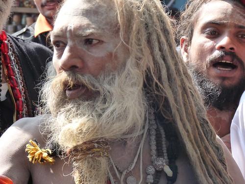 Kumbh mela en Haridwar