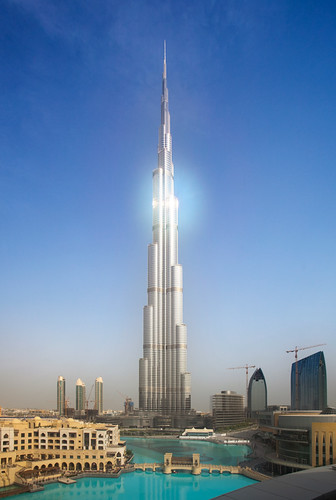 Burj Khalifa by ajnabeee