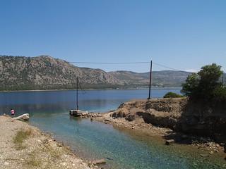 Κορινθία - Λίμνη Βουλιαγμένης
