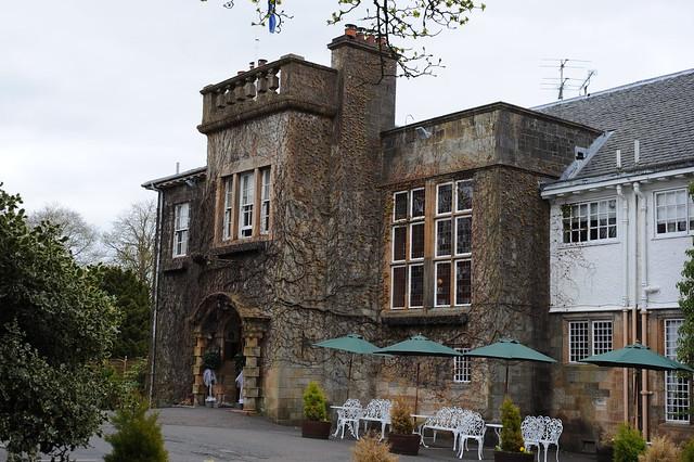 Dalmeny Park Hotel Restaurant Menu