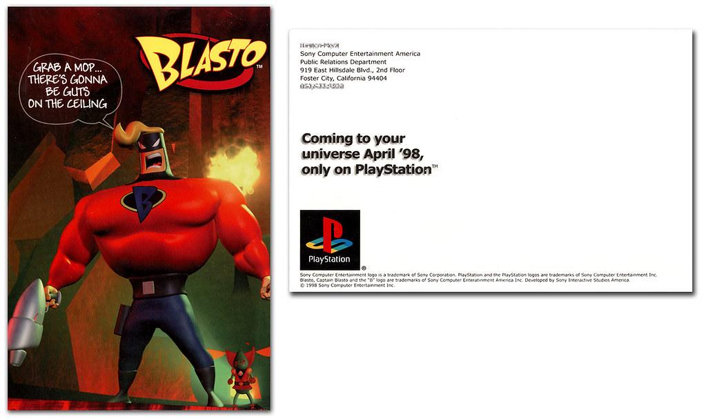 Blasto Promo Card 01