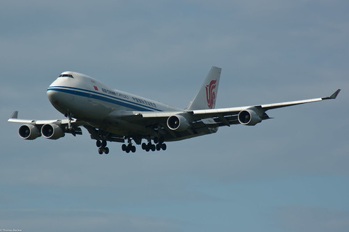 Air China Cargo Boeing 747-4FT (F) B-2476 (13857)