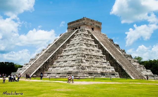 Gran piramide de Kukulcan