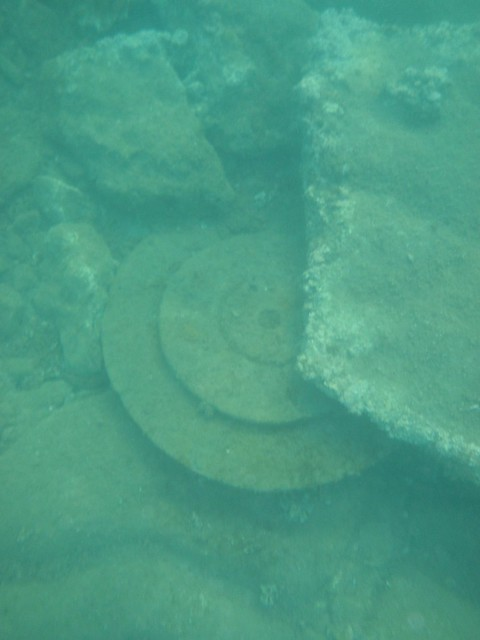 Ufo In Sea Floor Flickr Photo Sharing