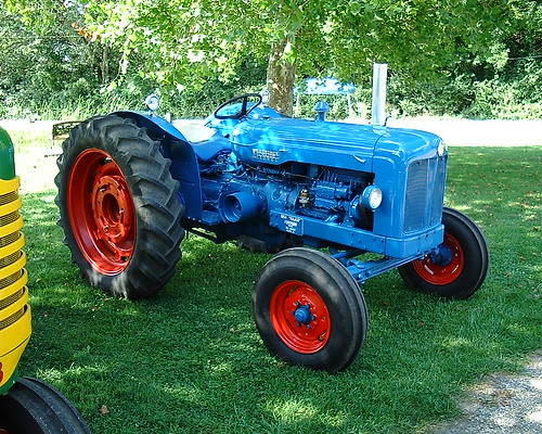 1957 Fordson Major Diesel Tractor : Flickriver photoset ford tractors by cjp