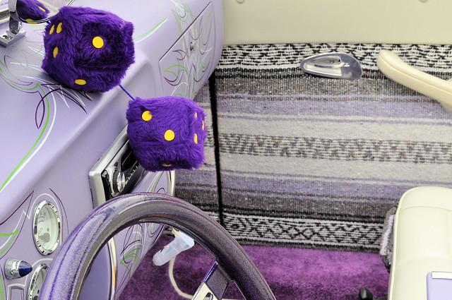 purple car interior explore michele cat 39 s photos on flick flickr photo sharing. Black Bedroom Furniture Sets. Home Design Ideas