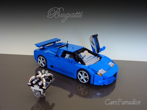 Bugatti EB110 SS - door_engine_spoiler by Firas Abu-Jaber