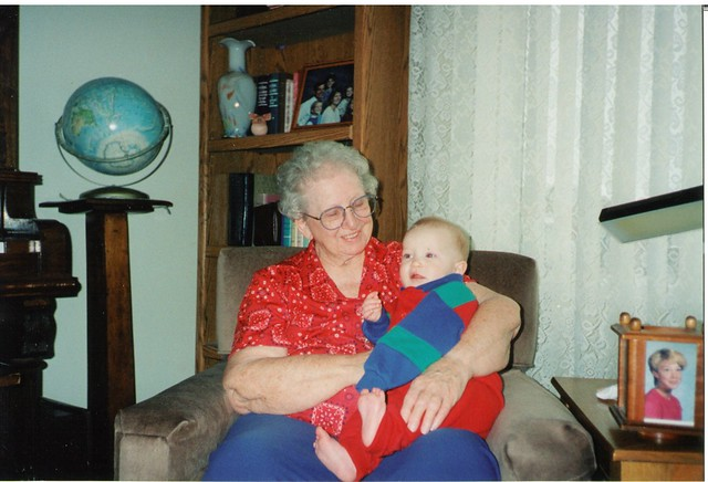 Blythe and Grandma Smith