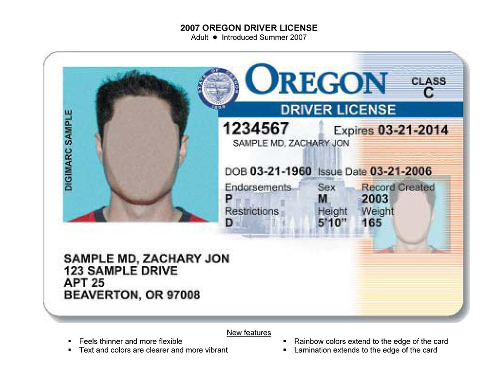 OREGON DMV CHANGE OF ADDRESS – Dmv Change of Address Form