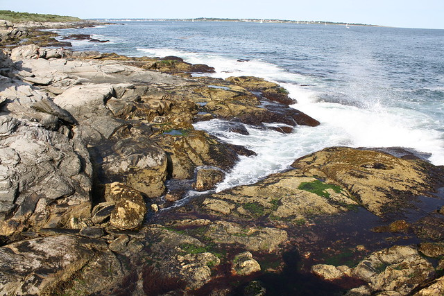 Beavertail State Park - Jamestown RI