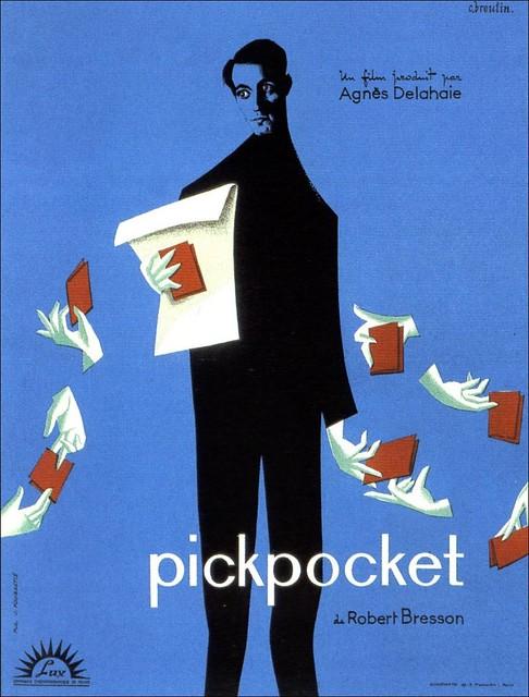 Pickpocket (1959) 28,6%